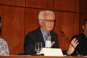 Professore onorario dell'Università italiana, Sebastiano Tafaro